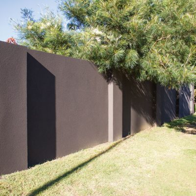 RSA rendered wall. Colour RSA Chino